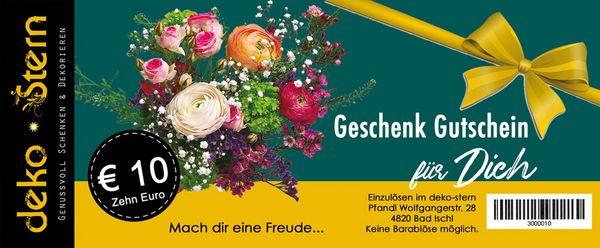 4 Jahre deko-stern Gutschein Aktion NUR jetzt im April! Hohl Dir den BONUS!